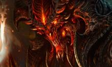 Diablo 3  - The devil himself.