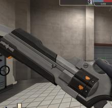 The spy's diamond back