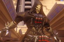Reaper readying himself for the next fight