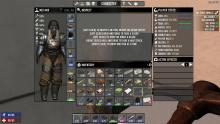 steel armor, iron armor, duster, 7 days to die,
