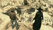 Ray and Thomas McCall are the duel, equally playable protagonists of this Call of Juarez installment.