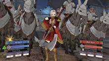 Edelgard in battle