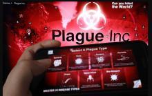 Enjoy the fun of selecting a starting disease on Plague Inc.
