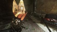 There's a very cool time travel level in Dishonored 2
