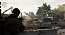 Scenery of The Division 2 that players can enjoy as being immersive.