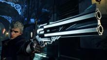 Nero makes a comeback with his signature Blue Rose revolver.