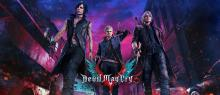 Devil May Cry 5 features the return of both Dante and Nero, and introduces V.