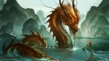 Faerun is home to all sorts of mystical creatures.