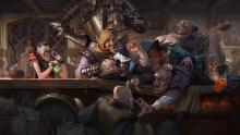What's Dnd without a bar fight?