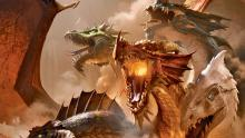 Only the bravest of the brave would dare face off against the five-headed dragon goddess.