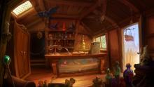 A fantasy shop