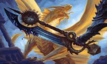 Magical Weapons abound