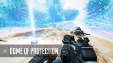 Gibraltar's Dome of Protection is a multi-use ability perfect for shielding and reviving.