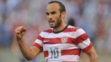 Donovan is a footballing legend in the U.S.A who many of these players will try to eclipse.