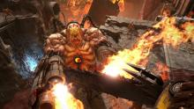 The time-tested DOOM gameplay makes a gore-tastic return