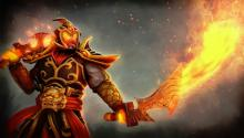 One of MidOne's favorite Carry heroes, the proud Ember Spirit.
