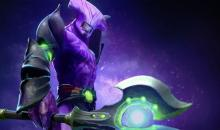 One of Paparazi's favorite Carry heroes, the eerie Faceless Void.