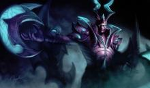 One of Ame's favorite Carry heroes, the dark Terrorblade.