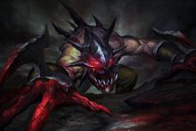 Lifestealer can sustain himself in a fight, but struggles against multiple enemies.