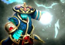 Even strong support players can be brought down by fast, high-damage heroes like Storm Spirit.