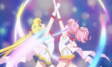 When Chibi Moon and Sailor Moon settle their differences(understanding mama knows best) they unite as one and defeat enemies together and train Chibi Moon to be a great Soldier.