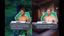 Damien vs Hayden for love
