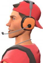 the real reason he wears the headset