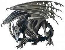 The Dracolich is a terrible beast. An undead dragon of immense power who has sought eternal life through dark magic.