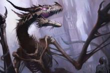 The Undead Dragon looks to collect souls and plunder castles.
