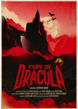 Promo art for Fury of Dracula