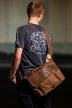 Elder Scrolls Dragon Hunter Messenger Bag