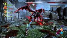Dragon Age 3 Bossfight