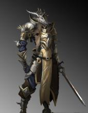 Half Dragon helms have to be some of the coolest armor pieces out there. TERRIFYING!