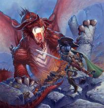 Going up against giant dragons with your friends is better than bowling