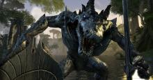In the special edition of Skyrim, you will be come across new creature!