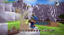 Dragon Quest Builders is a creative fun time!