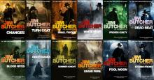 Every Dresdan Files novel to date. Go be inspired!