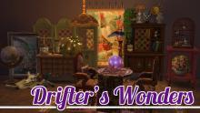 Sims 4 Drifters Wonders CC
