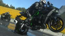 Driveclub Bikes benefits from the solid physics engine of the original Driveclub game but adds motorbikes!