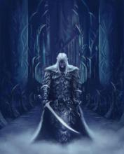 The trained warrior of the Dark Elves stands tall despite his many hardships growing up in their society.