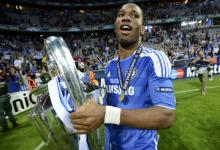 Drogba almost single handedly won this major trophy for Chelsea by scoring a late equaliser and the deciding penalty.
