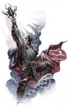 What makes you more nervous than a drow? A drow with a mages staff