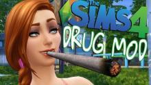 <The Sims 4>-<Drug mod>