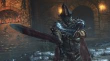 The Abyss Watcher sees you.