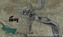An aerial image of Dulce Base, which has given us more alien photos than Roswell.
