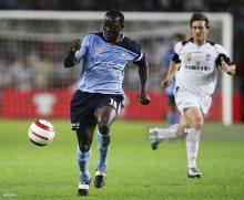 Manchester United and Aston Villa legend Dwight Yorke is another former icon of the A-League.