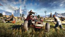 Four wheel your way through a field of zombies