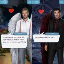 Angel Dino or Demon Luci?