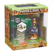 A promotional picture of the Minecraft Birch Biome Set