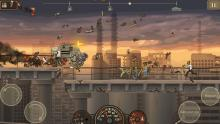 Plow through hordes of zombies in this wonderful 2D game